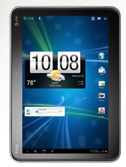 HTC Jetstream (AT&T) LTE Tablet Review of Reviews