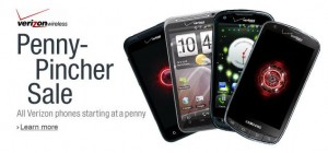 Droid Bionic, Droid Charge, HTC ThunderBolt & Rhyme 1¢ Sale, Cheapest Best Deal Ever?