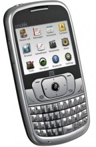 ZTE Memo with QWERTY for Text Memos & Memories for $99?