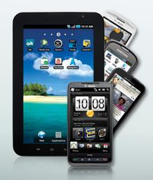 HTC Radar, Samsung Galaxy Tab 10.1, LG DoublePlay Samsung Exhibit II 4G On Sale & myTouch (Q)@ T Mobile 2Day