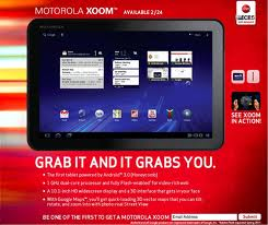No Mo Verizon Motorola Xoom  Sold Out B4 4.0 ICS Update