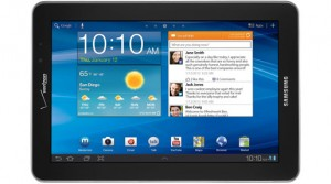 Samsung Galaxy Tab 7.7 1st Super AMOLED+ Tablet Super Reviews of 1st Looks