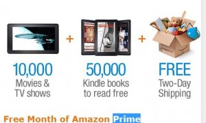 Kindle Fire Prime for Viacom TV Shows Free 1st Month