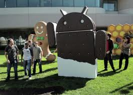 Android 4.0 Ice Cream Sandwich(ICS) Updates for Verizon Droid(Bionic, RAZR, MAXX, Xyboard I2), Samsung Galaxy, HTC(ThunderBolt) & Xoom