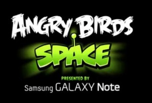 Angry Birds Invade Samsung Galaxy Note Space with Freebies