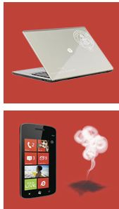 Windows Phones to Smoke Out iPhone, Droid Bionic, Galaxy Nexus, S II  Again?