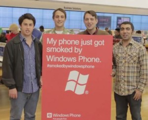 Windows Phone Smartphone Beta Test is 98% Over iPhone S, Samsung Galaxy (Nexus, S II, S Skyrocket) & HTC EVO/Sensation