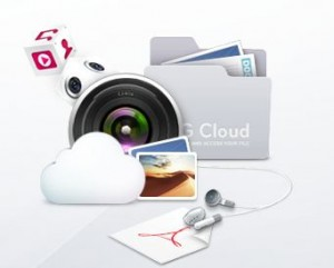 Smartphone Beta Test Over 4 LG But Free Cloud Sync in 3D