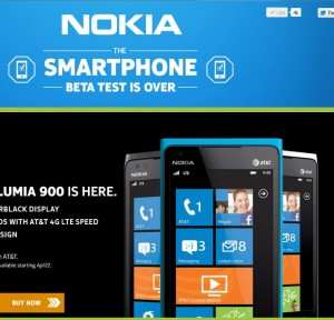 Is the Smartphone Beta Test Really Over? Nokia Lumia 900 Update