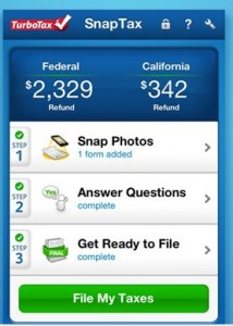 App Rapport: Tax Apps   iPhone & Android