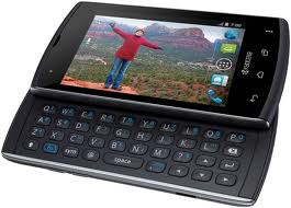 QWERTY ICS on the Rise: Kyocera Rise