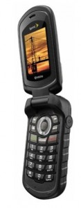 Rugged Grip on Rugged Kyocera DuraXT with Push to Talk from Sprint