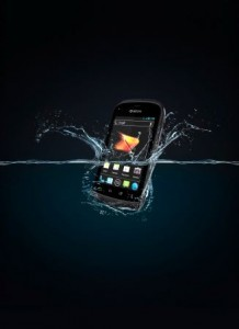 Kyocera Hydro Ready for Pool/Rain with Android 4.0 ICS August 3 Release Date on Boost