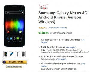 Samsung Galaxy Nexus Banned   Update   How to Get