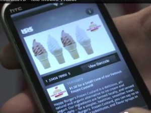 Samsung Galaxy S II, S3, Droid Incredible, HTC One X/Amaze to NFC 4 Ice Cream Cones Soon