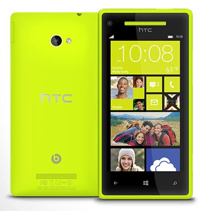 HTC 8X Review of News Windows 8 Phone Beats Audio, Wide Angle Camera & Glare Free Glass