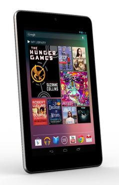 Nexus 7 Review of Reviews vs. Kindle Fire HD & new iPad