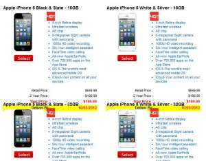 iPhone 5 Upgraders Can Keep VZW Double Data Promo   How Keep Unlimited Data