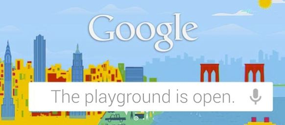 Google Play Ground 4 Nexus