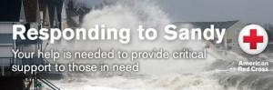 Hurricane Sandy Red Cross