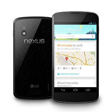 Best Cheapest Unlocked Smartphone: Nexus 4?