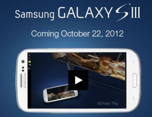 MetroPCS Samsung Galaxy S3 (III) Release Date Revealed with Unlimited Data