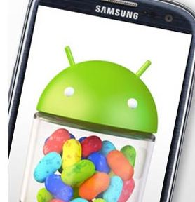 Jelly Bean(JB) Updates 4 Galaxy Nexus, S2, Note, Ace Dates Soon