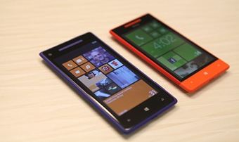 Windows Phone HTC 8x, Lumia 920 Preorders/Release Dates