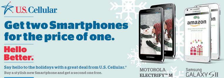 Wireless And Mobile News Us Cellular 2012 Axiomatic Holiday Deals Bygof One Cent Unlimited 4g Lte