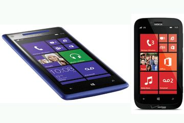 Nokia Lumia 822 & HTC 8X Release Date by Black/Red Friday