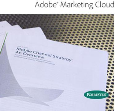 Adobe Mobile Cloud
