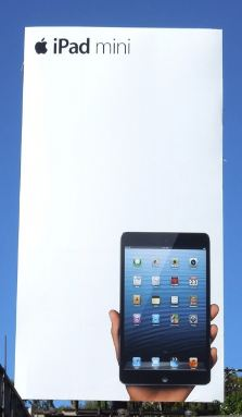 iPad mini vs iPad Ads True or False?