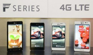 More LTE from LG with Optimus F5 & F7