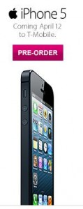 iOS Update for T-Mobile iPhone 5 Brings LTE