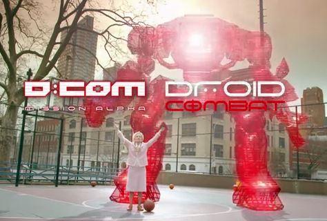 Droid Combat